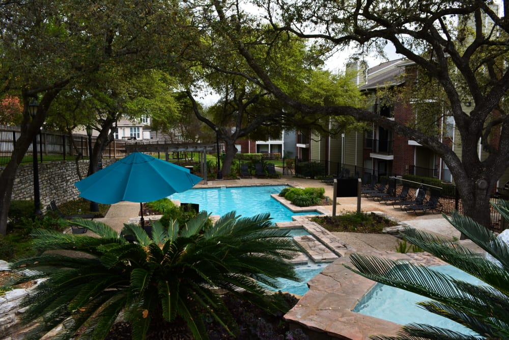 Northwest Side San Antonio Tx Apartments The Abbey At