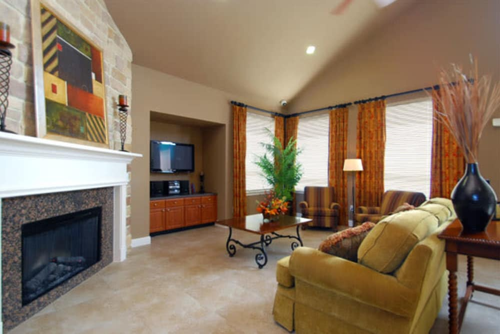 Floor plan options at The Abbey at Briar Forest in Houston