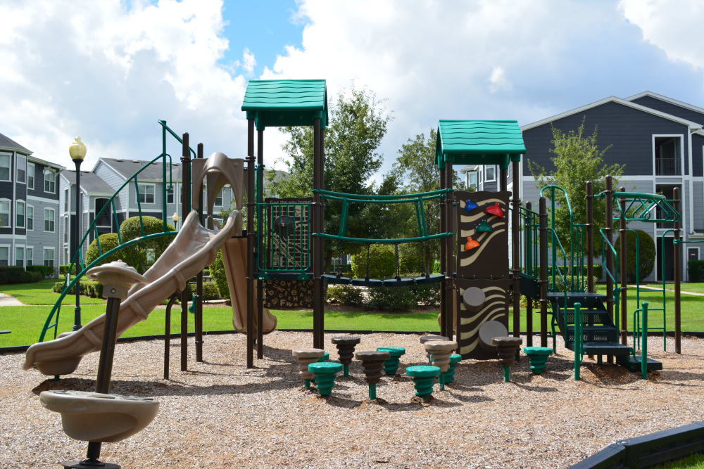 Playground at The Abbey at Grant Road