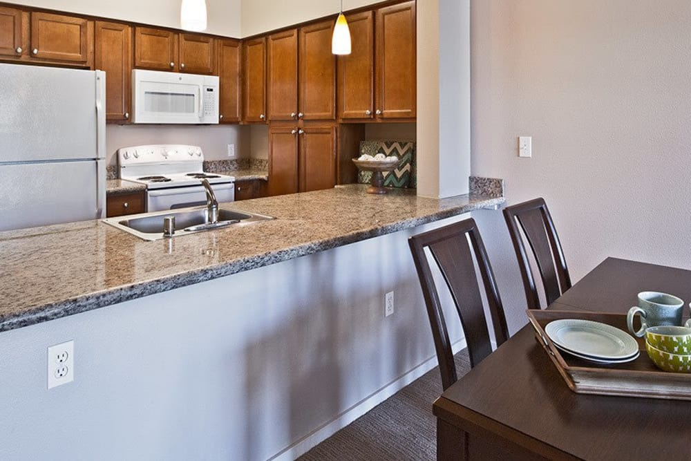 High End Finishes at The Corydon in Seattle, WA