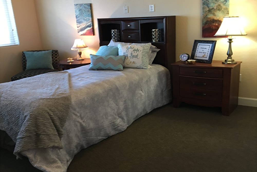 Apartment at Arbor Rose Senior Care
