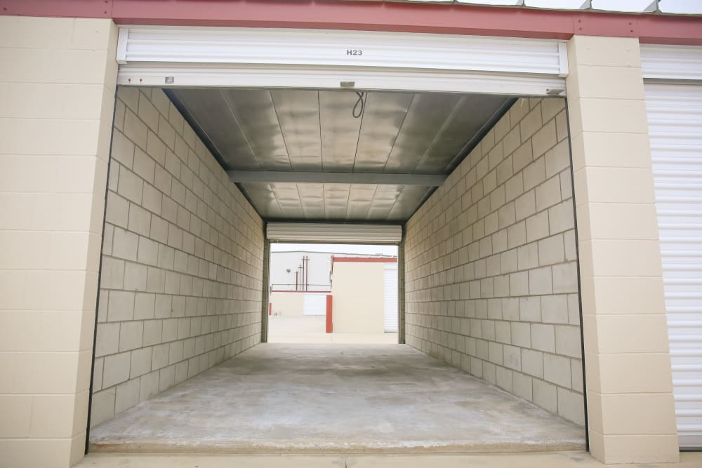 Curious about the best self storage in Visalia? Contact Stor It Self Storage today!