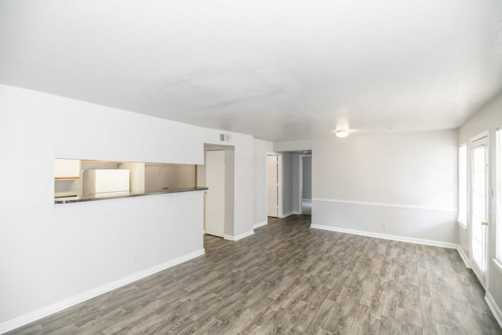 Enjoy spacious floor plans in Tulsa apartments