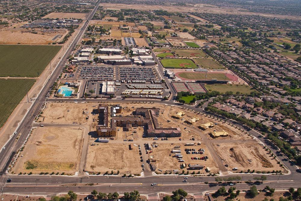 View in Gilbert, Arizona