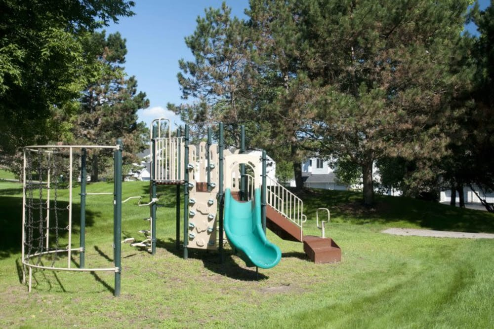 Playground at Amberly in West Bloomfield