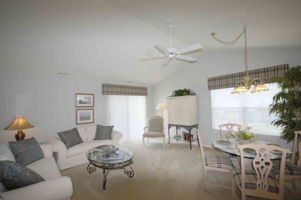 Briarcliff Village apartments offer ample living space