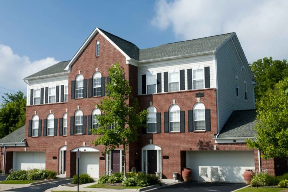 Luxury apartments for rent at CiderMill Village