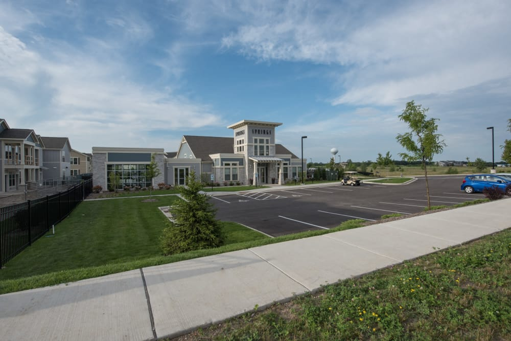 Clubhouse at Springs at Kenosha in Springs at Kenosha Apartments