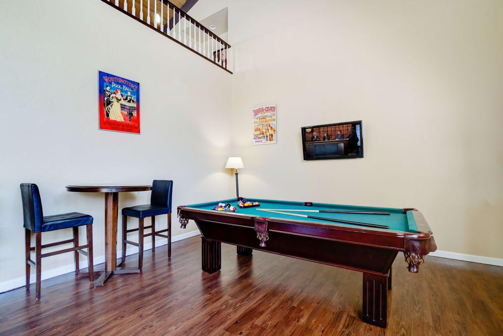 Billiard Table of Alvista on Baltimore