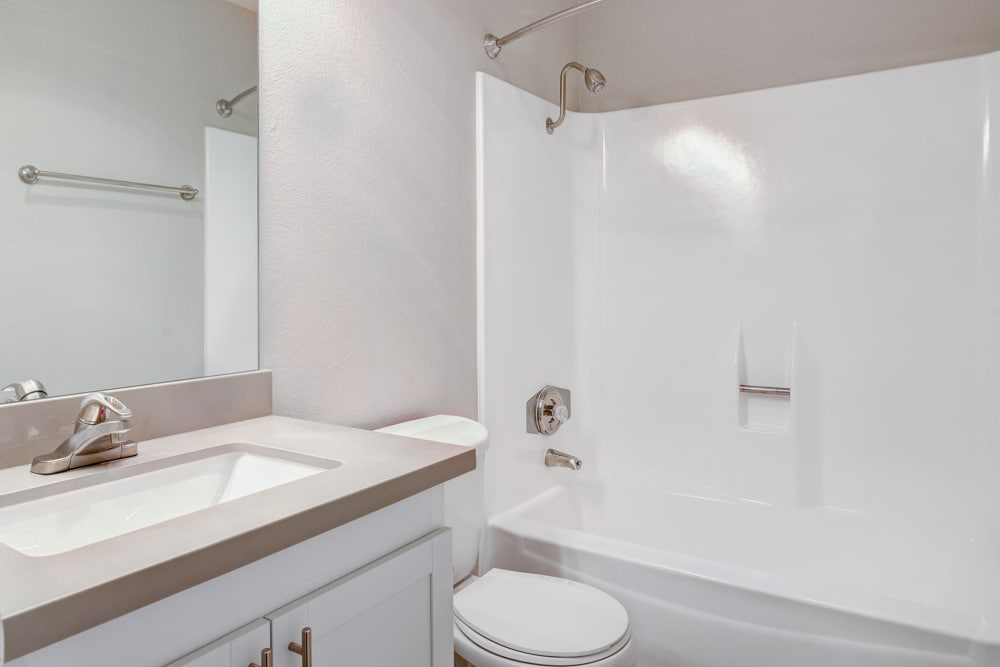 Beautiful bathroom at Alvista on Baltimore
