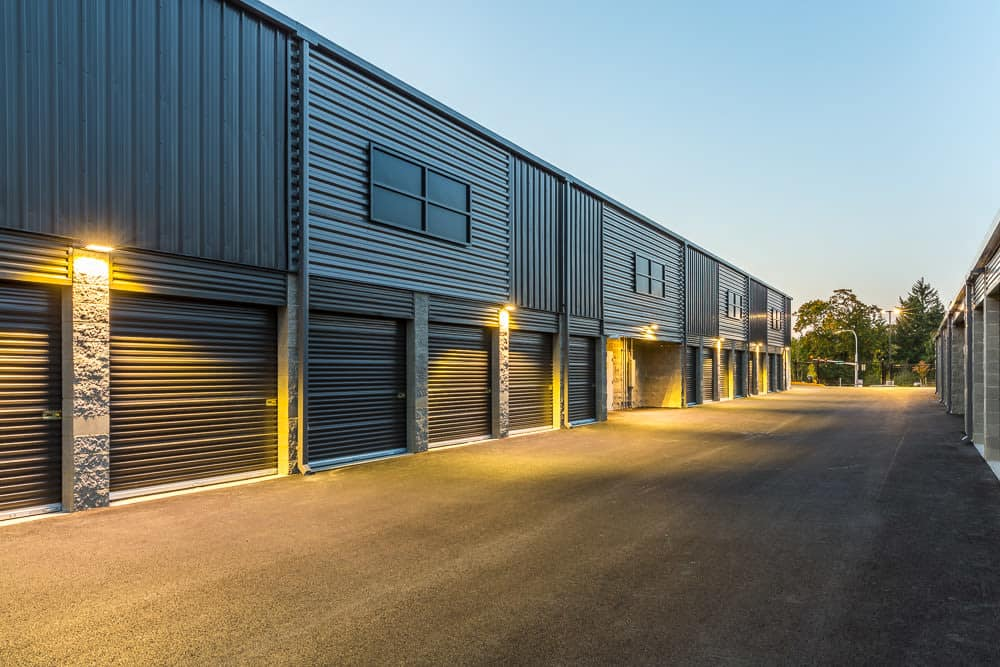 Ground Floor, Drive up Storage space eases your move at Raceway Heated Storage in Auburn WA