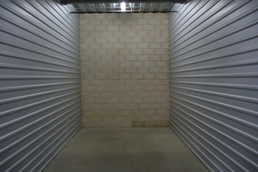 An empty unit in Covina, California