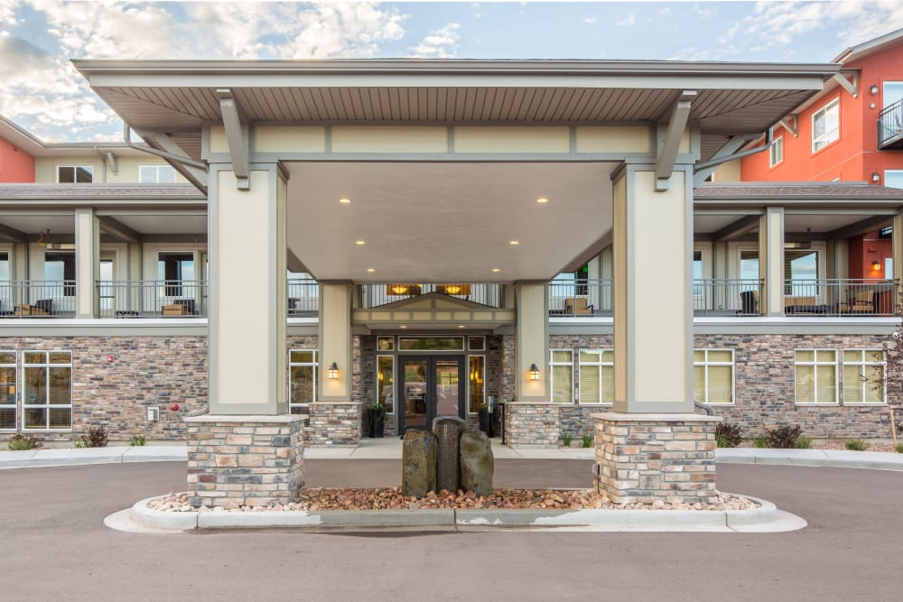 Entrance to Affinity at Colorado Springs