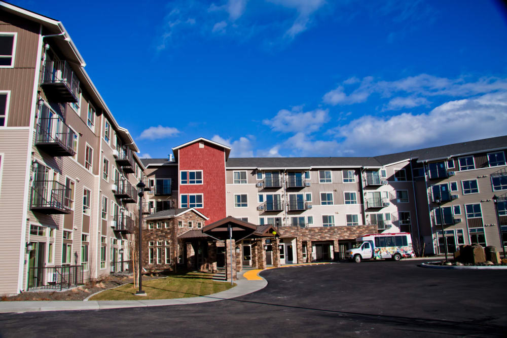 Our apartments at Affinity At Walla Walla in WA