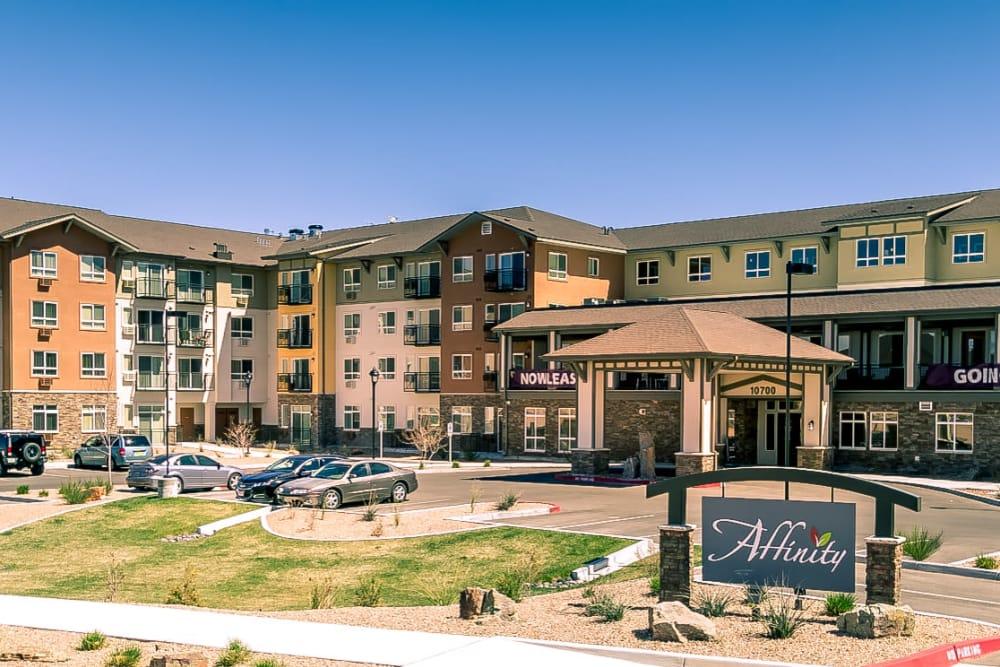 Affinity at Albuquerque exterior