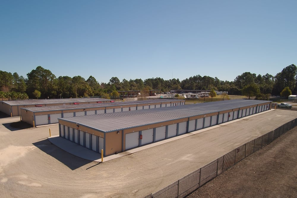 Building A at America's Mini-Storage and Office Complex in Port St. Joe, Florida