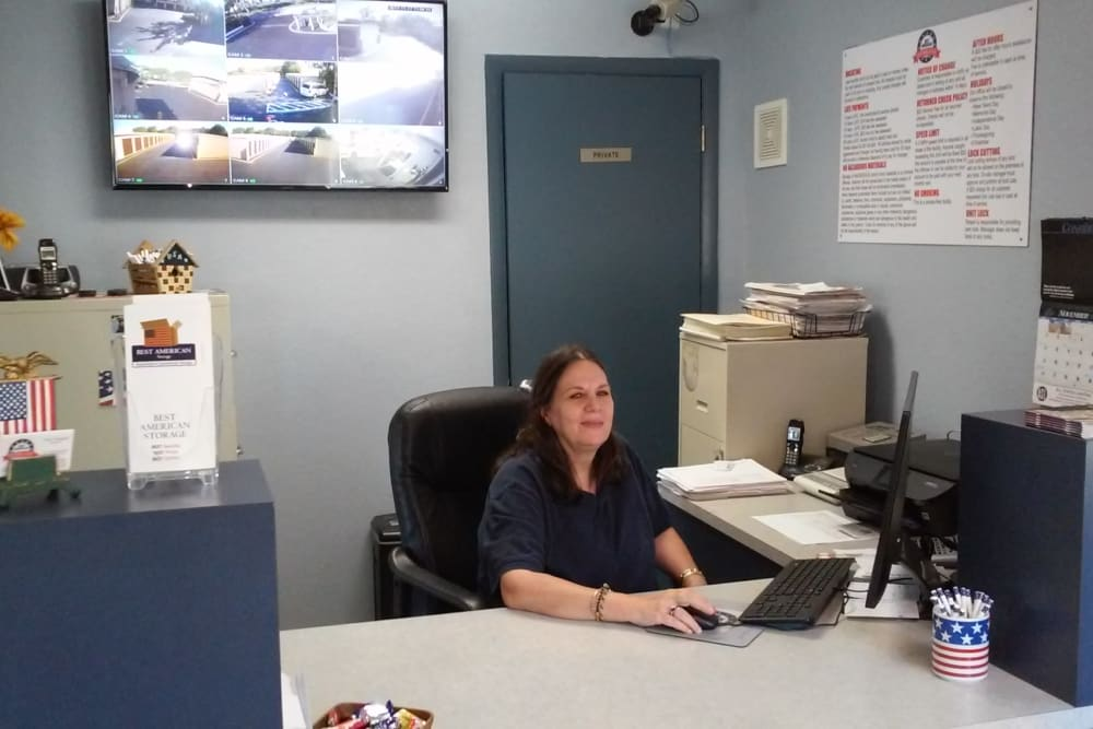 Manager at Best American Storage in Tavares
