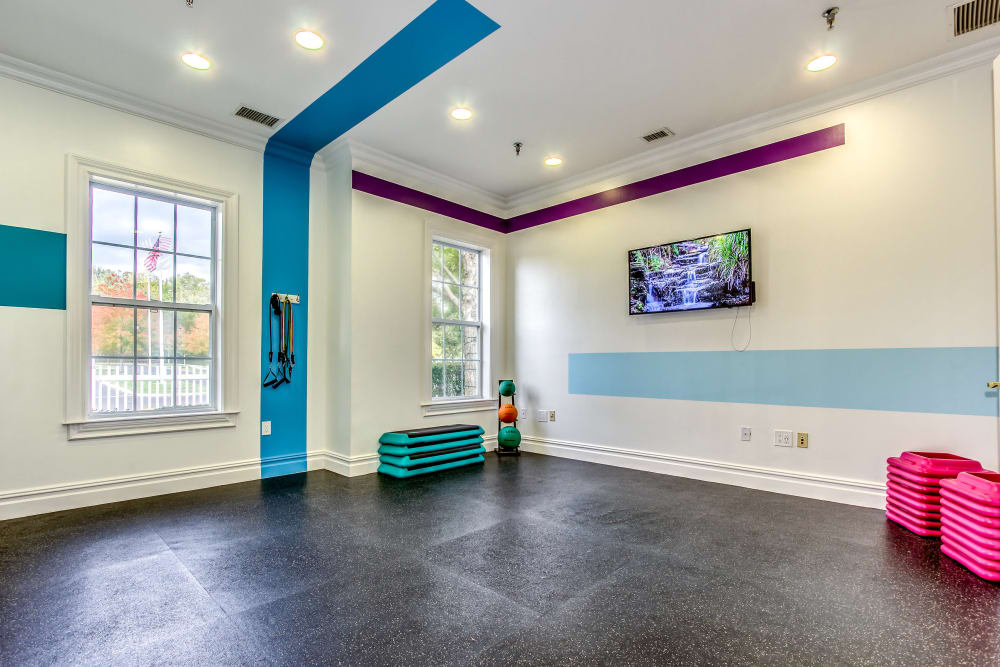 inside look at Eagle Rock Apartments at Freehold