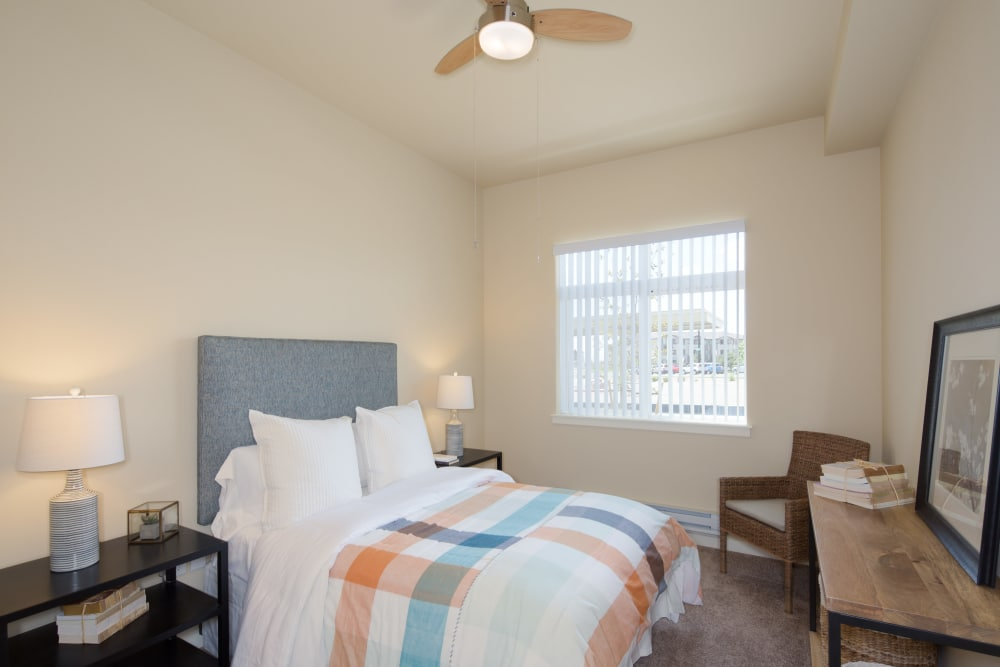 Bedroom at Affinity at Loveland