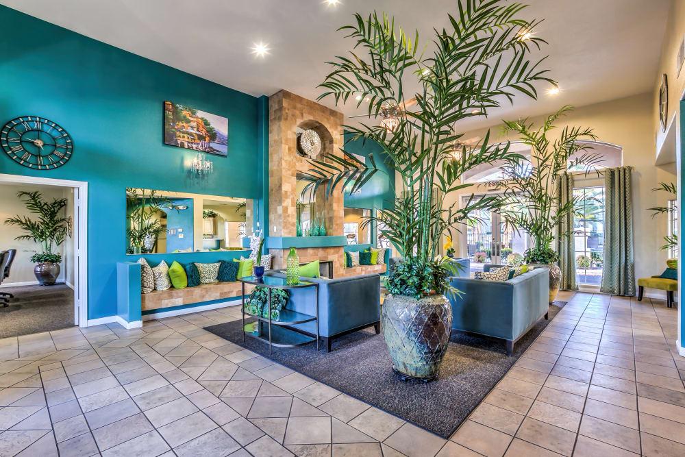 Clubhouse at Portofino Villas Apartments