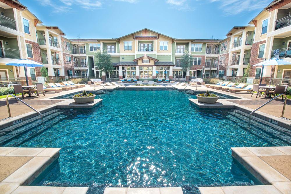 Terrawood pool