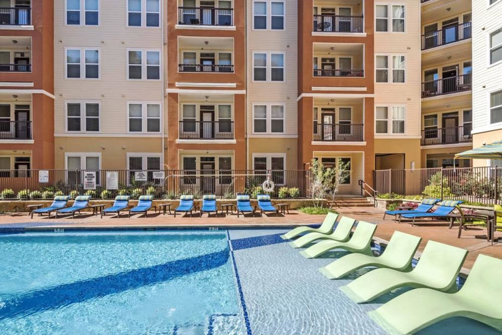 Our Apartments in Fort Worth, Texas offer a Swimming Pool
