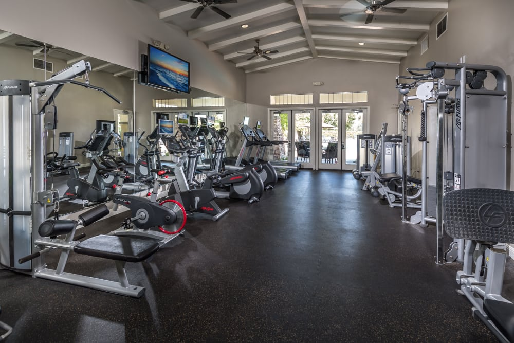 Fitness Center at Camino Real in Rancho Cucamonga, CA