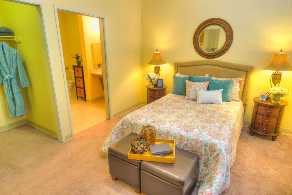 Private apartment at The Meadows - Assisted Living