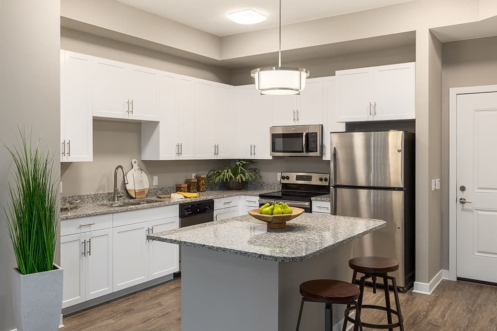 Spacious kitchen in our Sarasota, FL apartments