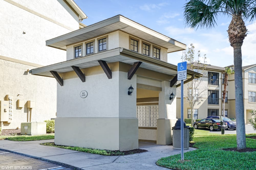Verandahs of Brighton Bay offers secure mail boxes for our residents