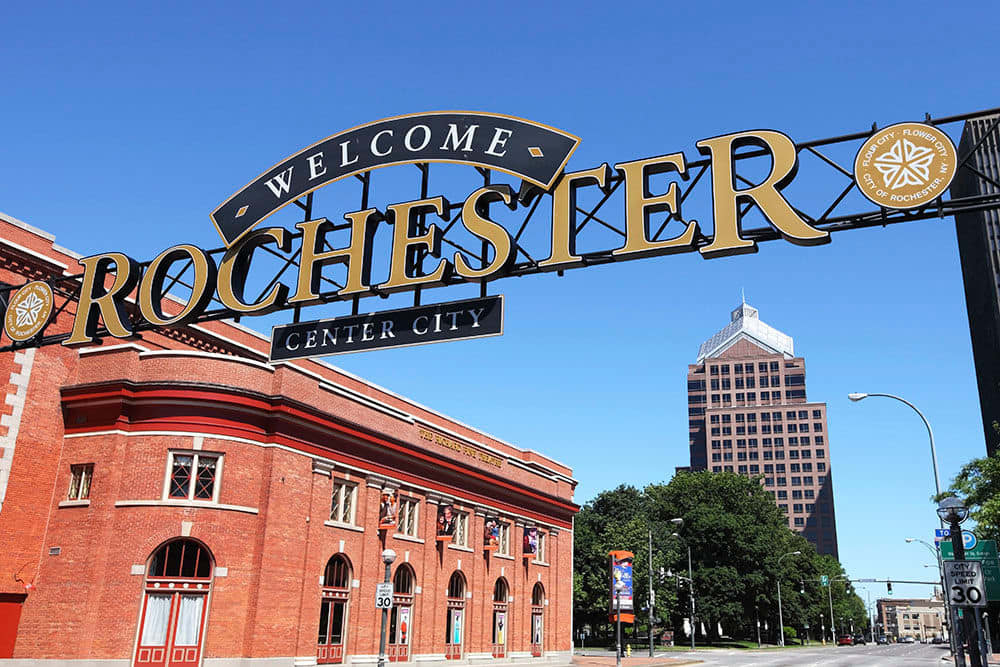 Welcome to Rochester