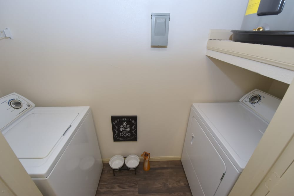 Midtown Grove Apartments has an in-unit washer and dryer