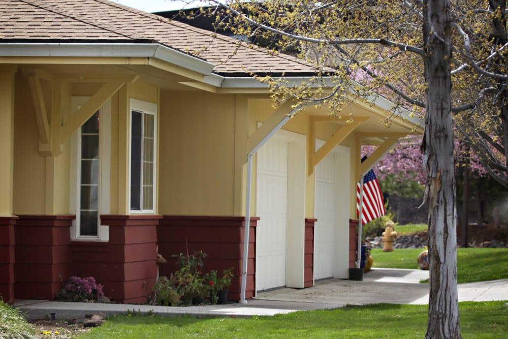 Senior living apartment at Crystal Terrace of Klamath Falls in Klamath Falls