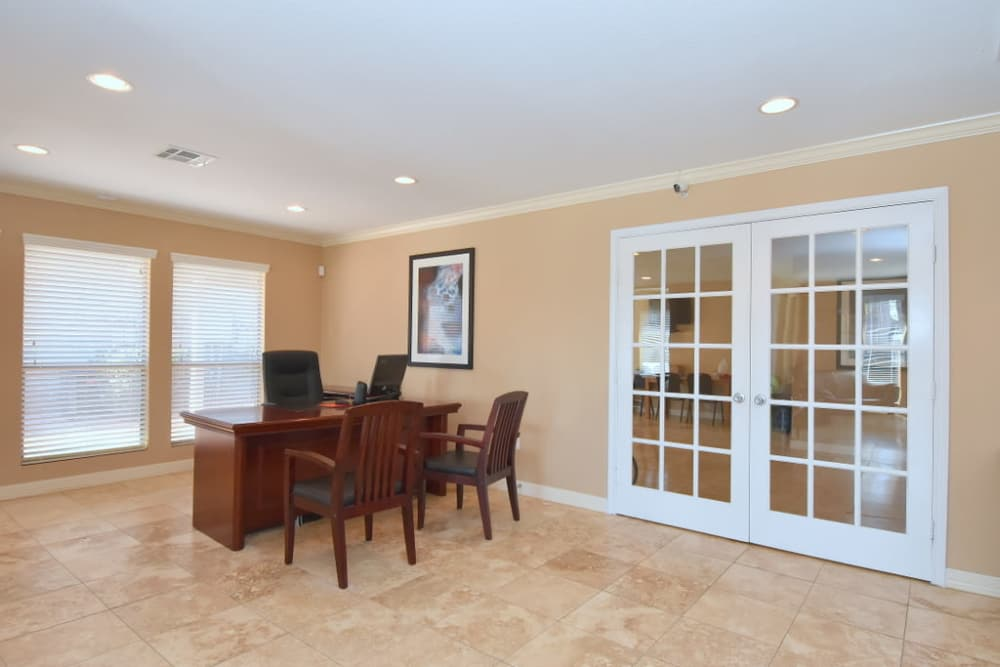 Office at Green Meadows Apartments