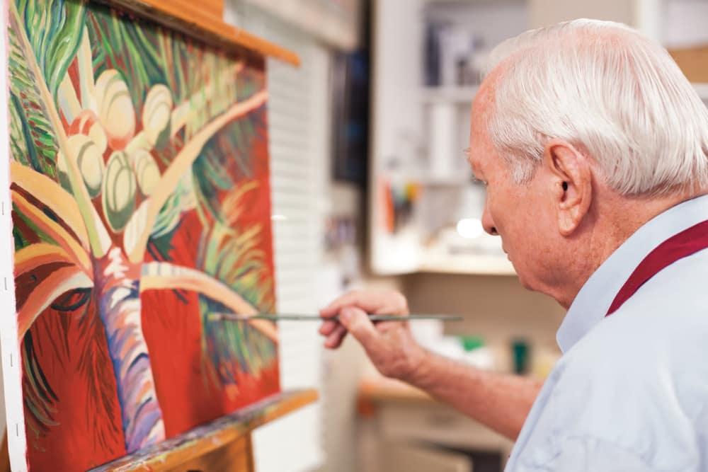 Learn how to paint in Bonita Springs