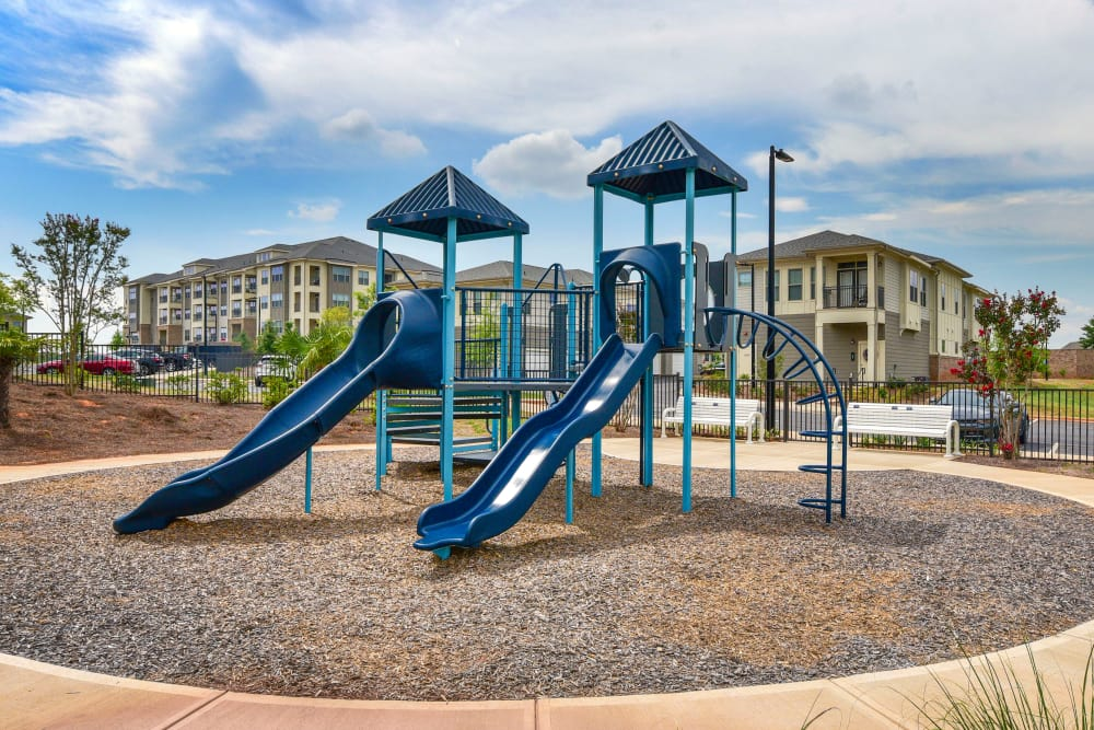 Playground at Axis Berewick in Charlotte, North Carolina