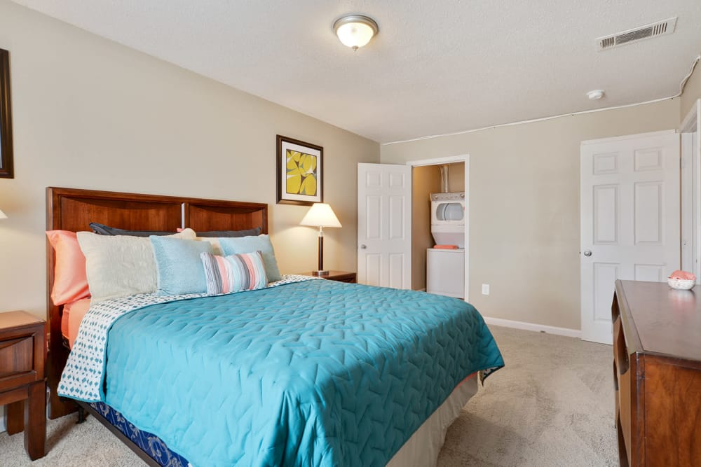 Bedroom at Avalon Apartment Homes