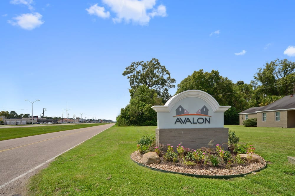 Welcome to Avalon Apartment Homes