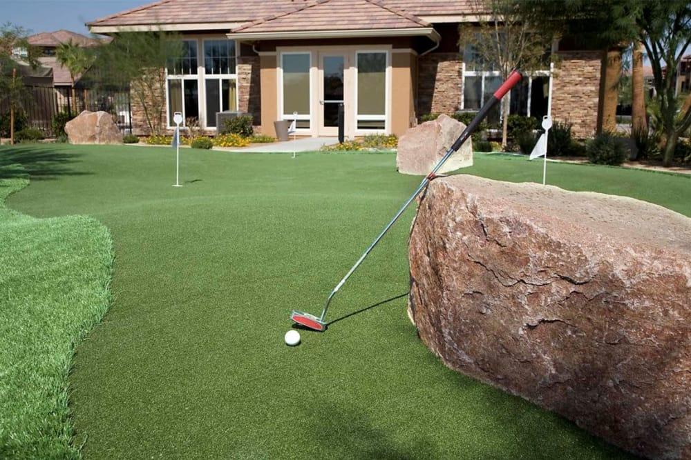 Golf at Norterra Canyon Apartments