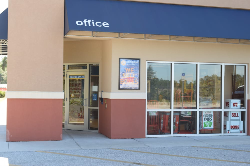 Compass Self Storage Office