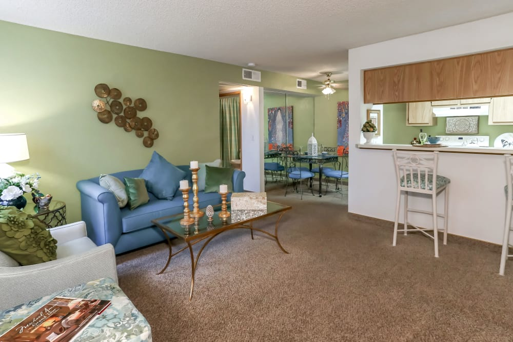 Give your bedroom furniture a new home at Country Club at the Meadows.