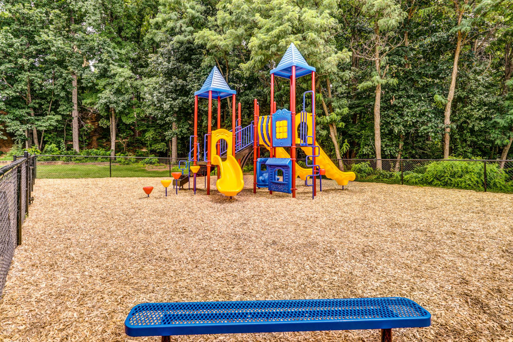 Playground at Aston Ridge Apartments in Richmond, Virginia