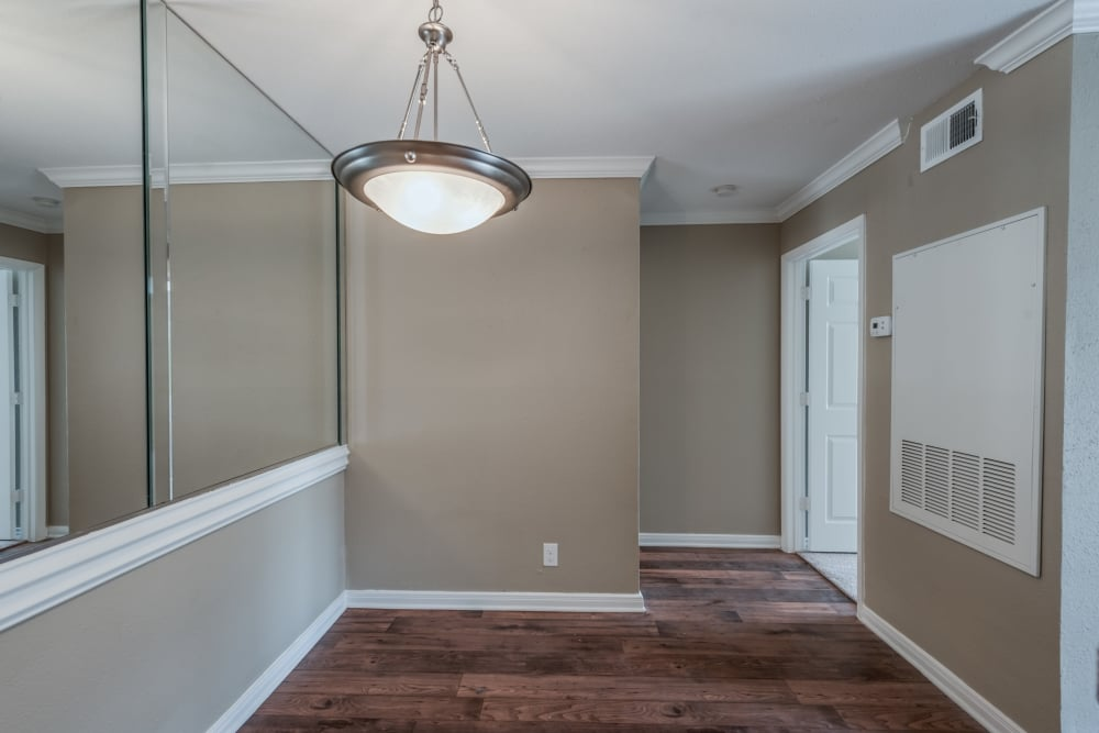 Rock Creek apartments showcase beautiful floor plans in Houston