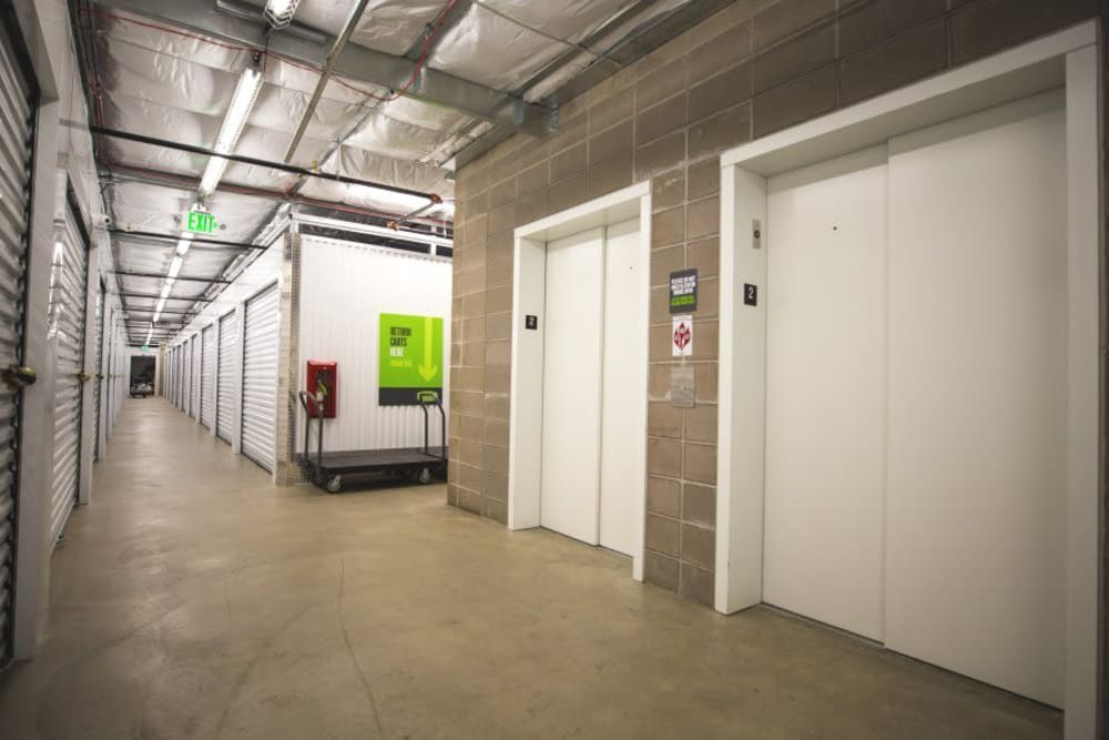 Elevators at Littleton Storage