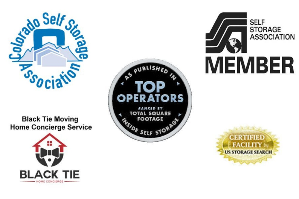 Littleton Storage has many impressive certifications and awards