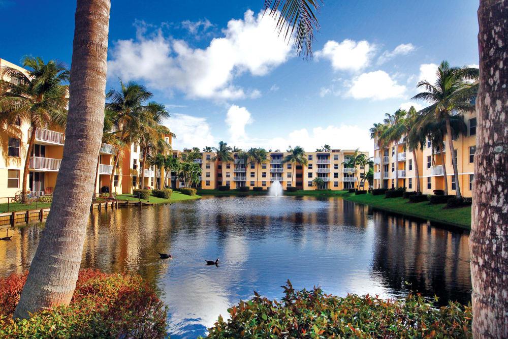 Beach Walk at Sheridan is a stunning property in Dania Beach, Florida