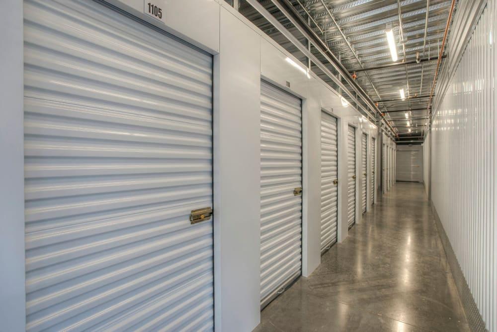 Indoor Storage Units at StorQuest Self Storage