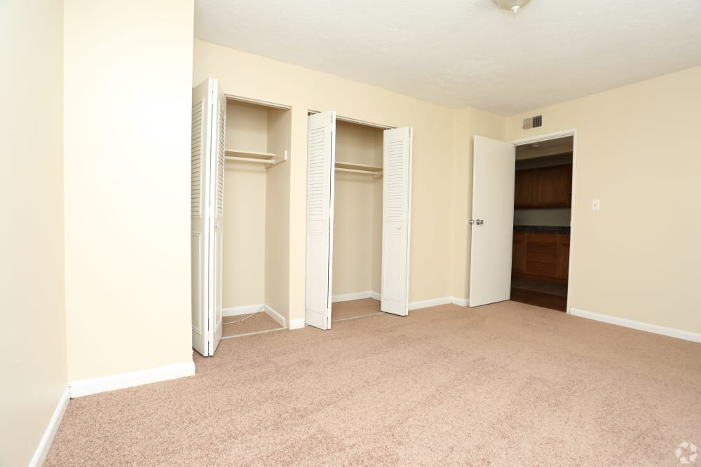 Apartments with closets in Jeffersonville, Indiana