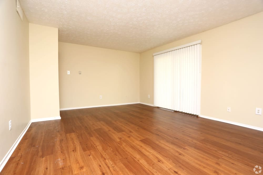 Our apartments in Lexington, Kentucky showcase a spacious living room