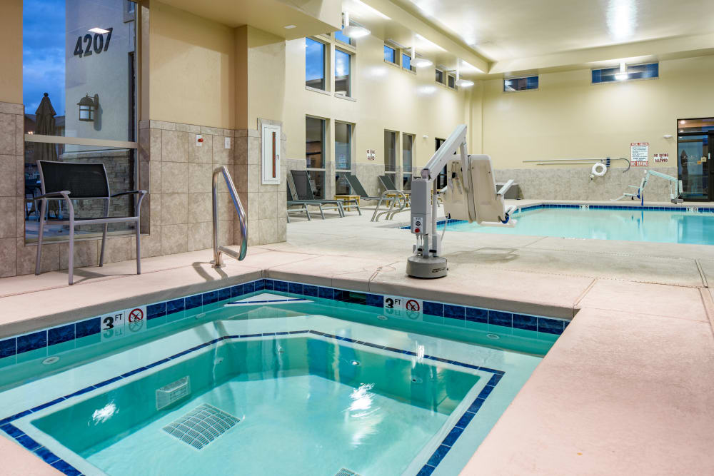 Spa at Affinity at Fort Collins